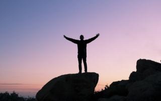 Pushing Through Hardships